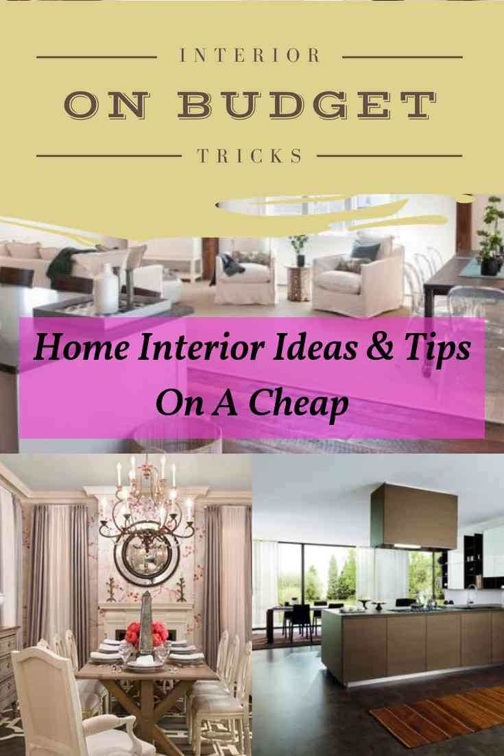Hints And Tips For Diy Interior Design Interior Design Diy