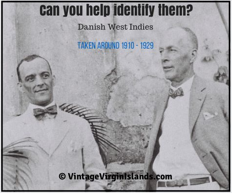 VintageVirginIslands.com ~ Sharing photos and stories from the Danish West Indies
