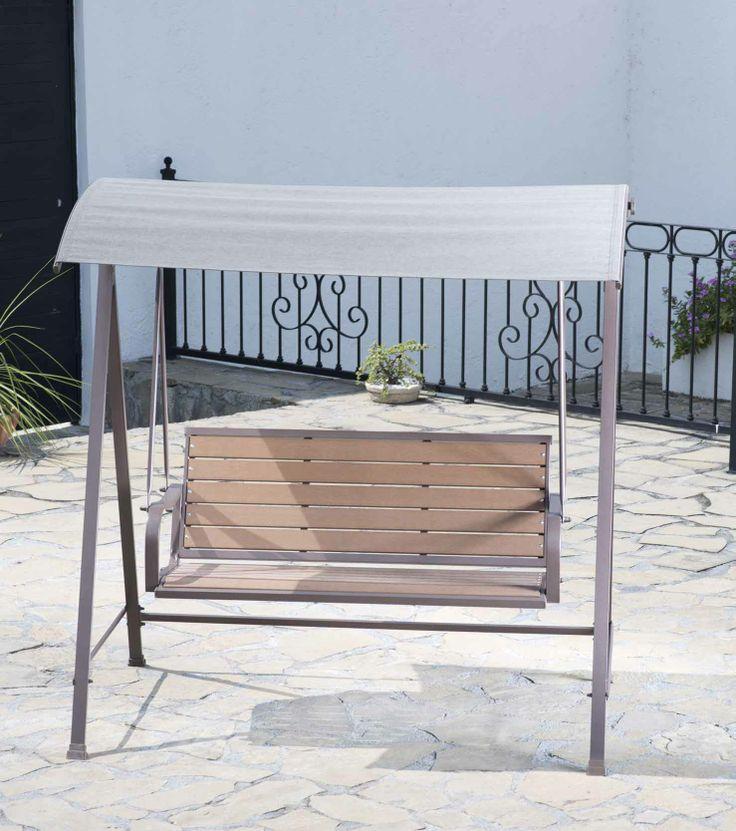 M s de 25 ideas nicas sobre silla de columpio en for Silla columpio