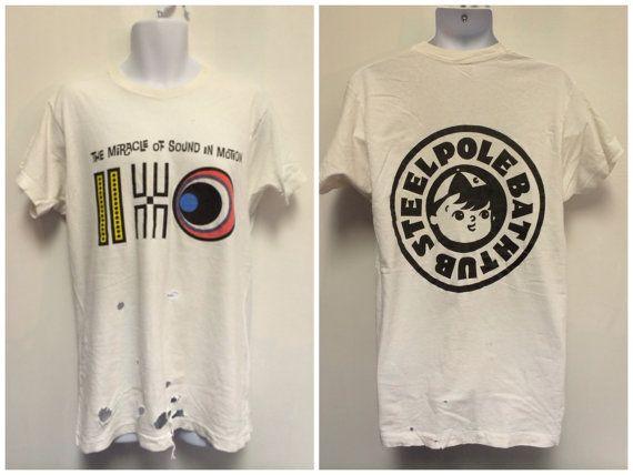 STEEL POLE BATH Tub Vintage shirt 1993/ Thrashed by sweetVTGtshirt, $125.00