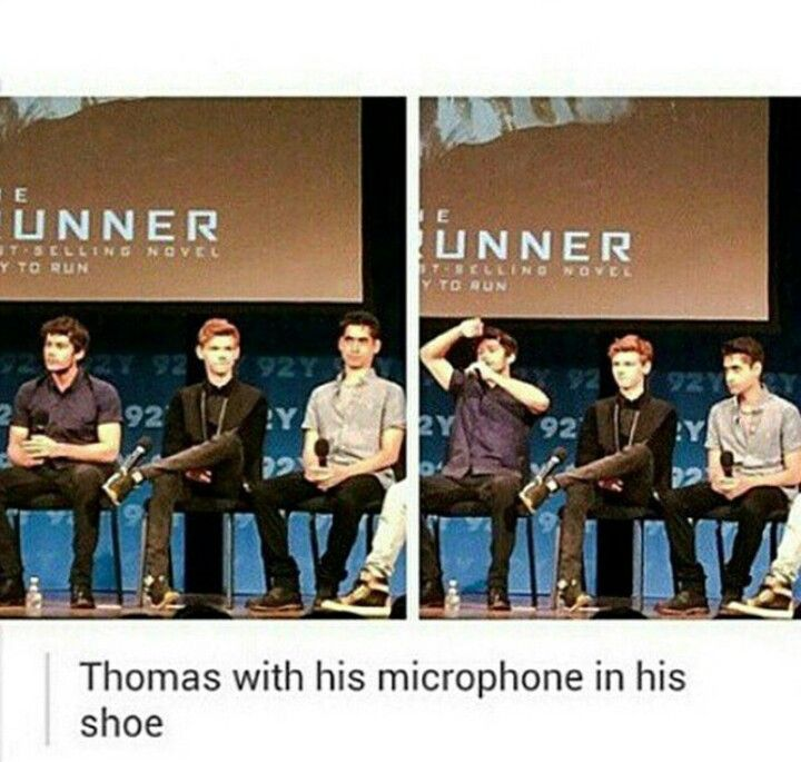 Dylan in the second picture though!