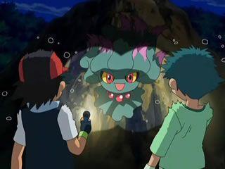 Anime - Pocket Monsters Diamond & Pearl - episode 090 - Filb.de