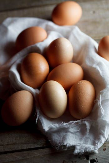 eggs, a necessary product for #Greek cuisine -Who can live without eggs?
