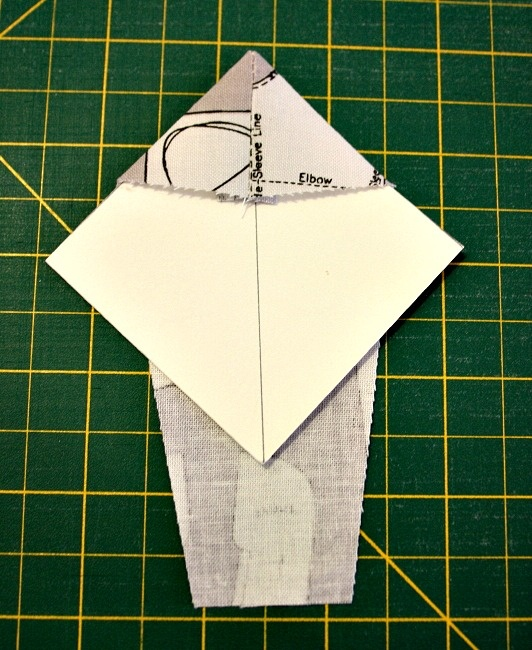 Great tip for Pointed Dresden Plate Blades