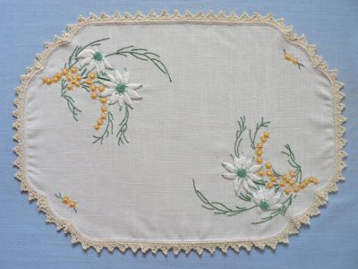 Wattle and Flannel Flower