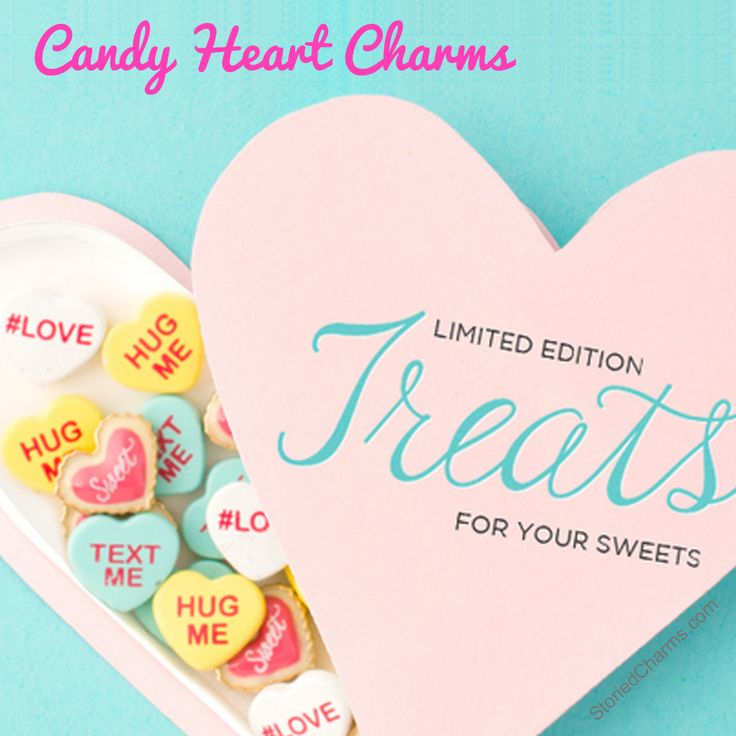origami owl valentines heart charms limited edition