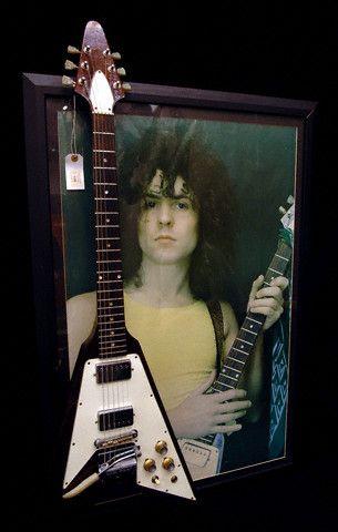 Marc Bolan's '68 Gibson Flying V