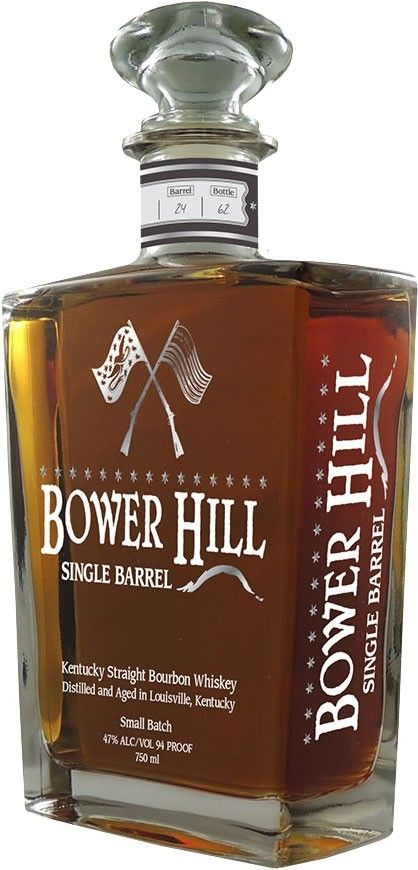 Bower Hill Single Barrel Kentucky Straight Bourbon Whiskey | @Caskers