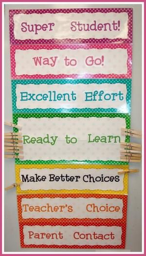 classroom management idea by gayle