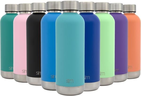 Insulated Water Bottles - Simple Modern