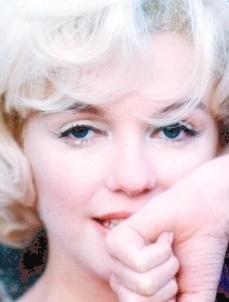 Marilyn Monroe Photographed by Willy Rizzo