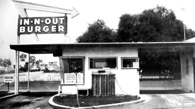 In N Out Opened 1948 Location Baldwin Park Ca History