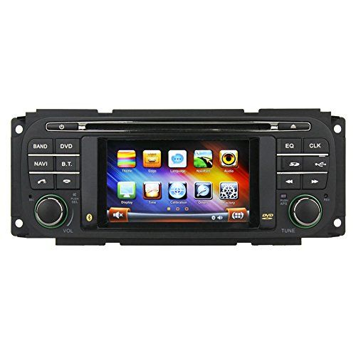 Special Offers - Koolertron Upgraded Car DVD Player With GPS Navigation 1999 2000 2001 2002 2003 2004 Jeep Grand Cherokee Dodge Chrysler Car DVD Player with in-dash Navigation System (OEM Factory StyleFree Maps) - In stock & Free Shipping. You can save more money! Check It (May 19 2016 at 12:29AM)…