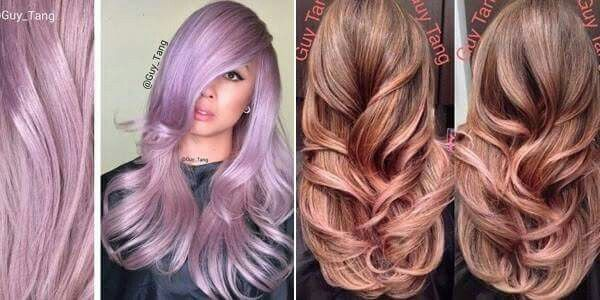 pastel hair styles 25 best hair amp artists images on 6121