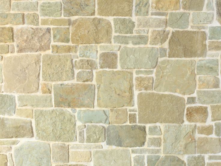 Close up of Eco Outdoor Clancy random ashlar stone walling.  Eco Outdoor   Clancy random ashlar walling   livelifeoutdoors   Outdoor Design   Natural stone walling   Outdoor paving   Outdoor design inspiration   Outdoor style   Outdoor ideas   Luxury homes   Stone veneer   Stone walling   Stone wall cladding   Stone feature wall
