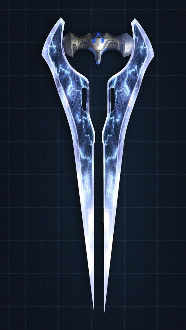 Energy sword from halo
