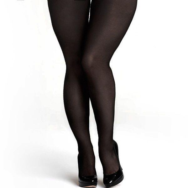 Mega seje Sorte strømpebukser til korte ben 60 den Ergora Modetøj til Damer til enhver anledning