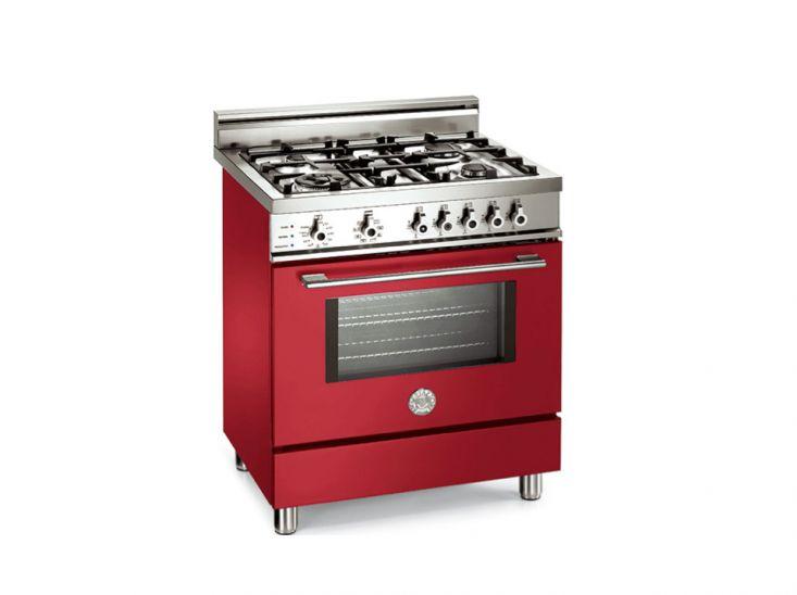 7 High Style Italian Kitchen Ranges