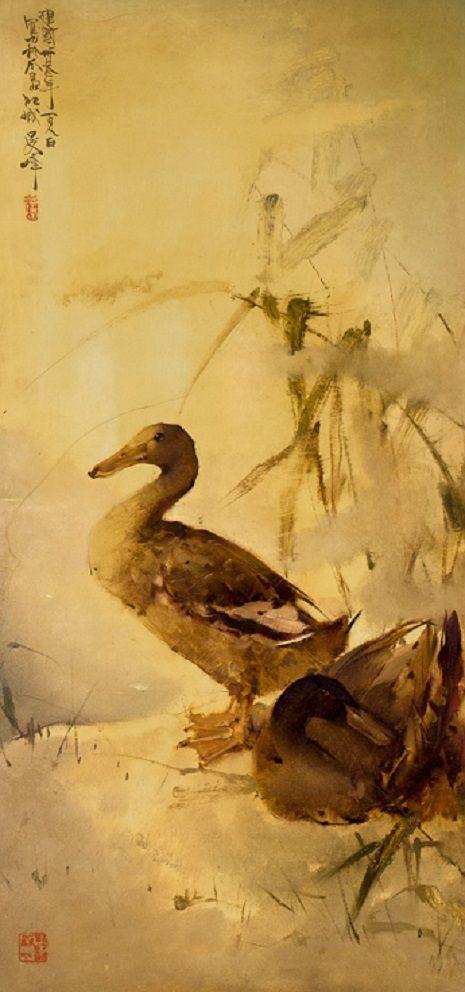 Lee Man Fong - Ducks