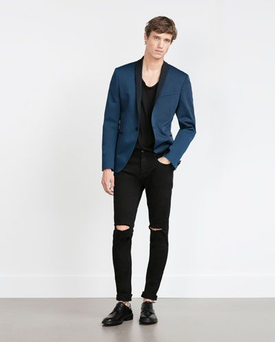 best 25 blue blazer men ideas on pinterest blue blazer. Black Bedroom Furniture Sets. Home Design Ideas