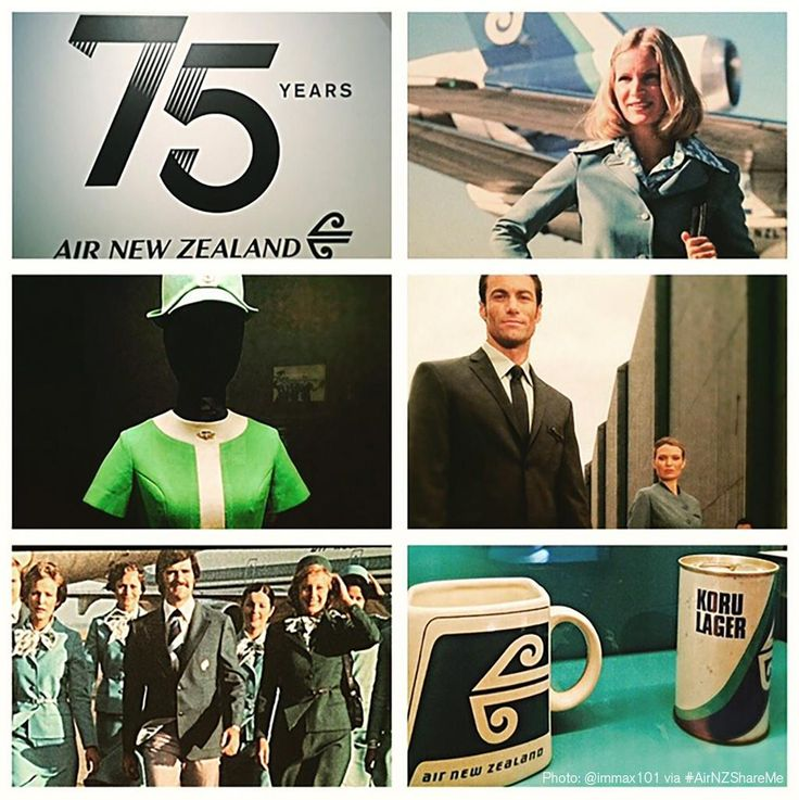 Air New Zealand 75 Years @ Te Papa (Kristen)