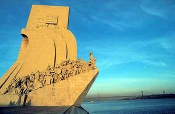 #Lisbona, Monumento alle Scoperte o Padrão dos Descobrimentos