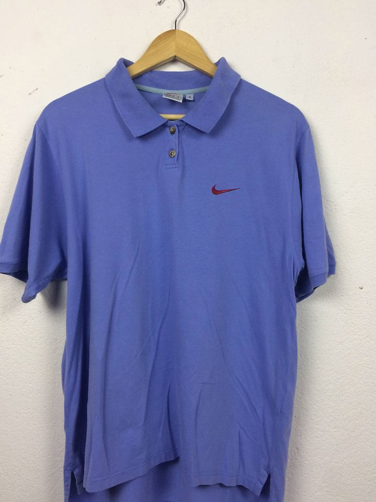 A personal favourite from my Etsy shop https://www.etsy.com/listing/535842995/vintage-90s-nike-polo-shirt-size-m