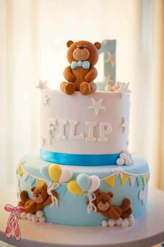https://flic.kr/p/EdNwMZ | Teddy Bear Sweet Table – Mede slatki sto by Balerina…