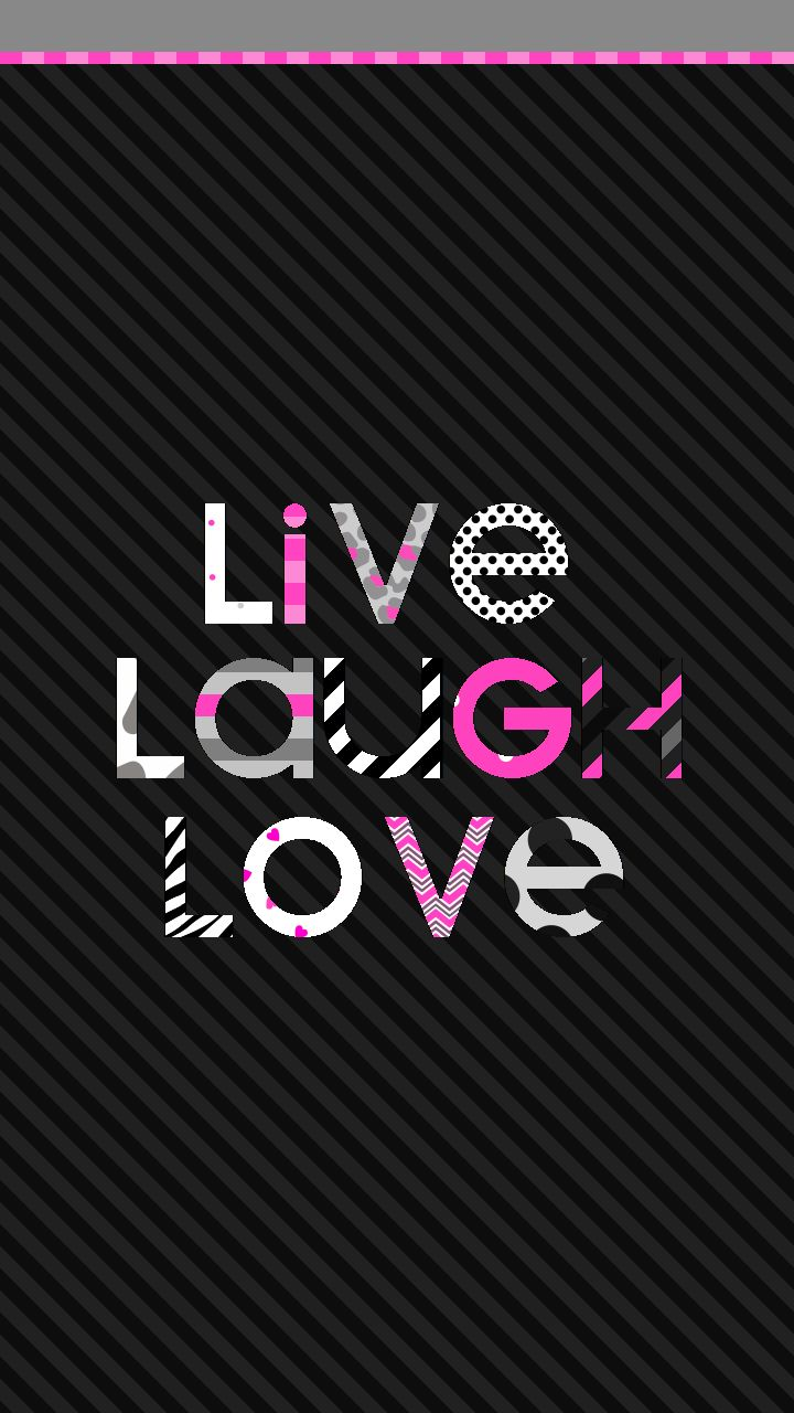 Live Laugh Love Iphone Wallpaper :  LuvNote2 tjn iPhone Walls 3 Pinterest The o jays ...