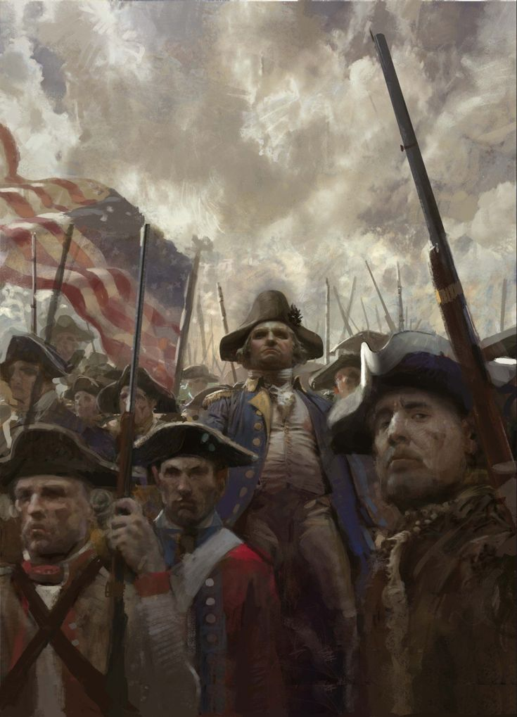Washington and the Continental Army