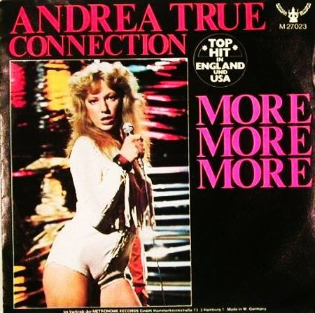 More More More Andrea True Connection Album Cover Google