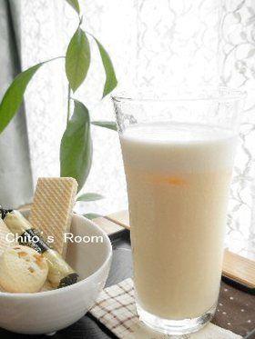 とっても簡単 懐かしのミルクセーキ by danchi [クックパッド] 簡単おいしいみんなのレシピが242万品