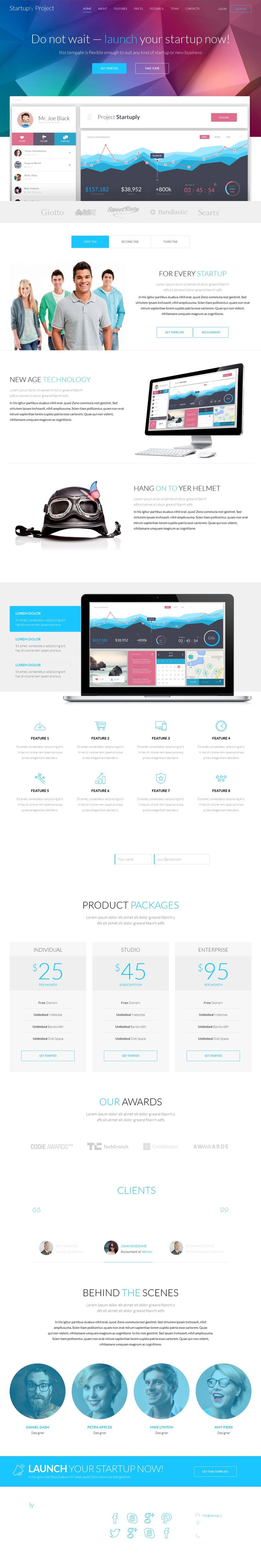 Startuply — Responsive Multi-Purpose Landing Page Template | Buy and Download: http://themeforest.net/item/startuply-responsive-multipurpose-landing-page/7953388?WT.ac=category_thumb&WT.z_author=Vivaco&ref=ksioks