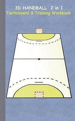 3d #handball 2 in 1 #tacticboard and training book taane theo von #paperback prin, View more on the LINK: http://www.zeppy.io/product/gb/2/222153273165/
