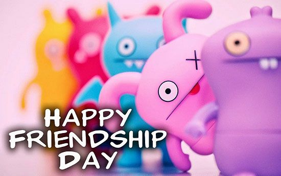 Friendship Day August 6, 2017 (always the first Sunday in August)