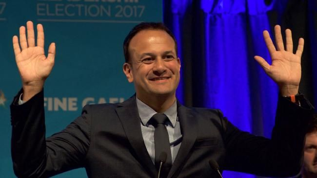 HE'S the gay son of an Indian immigrant. And he's about to become Ireland's first openly gay Prime Minister.