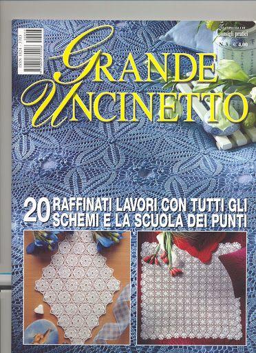 Grande Uncinetto 3 - RAIHUEN - Álbuns da web do Picasa