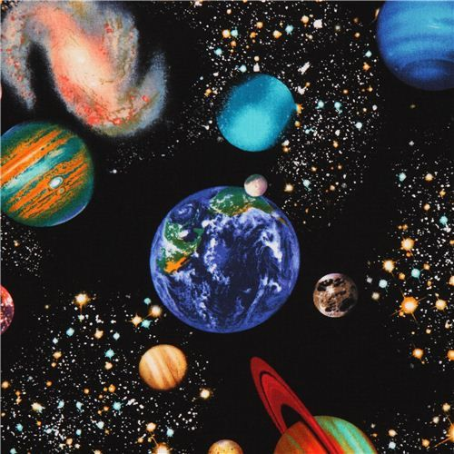 17 best images about space fabric on pinterest galaxy for Space boy fabric