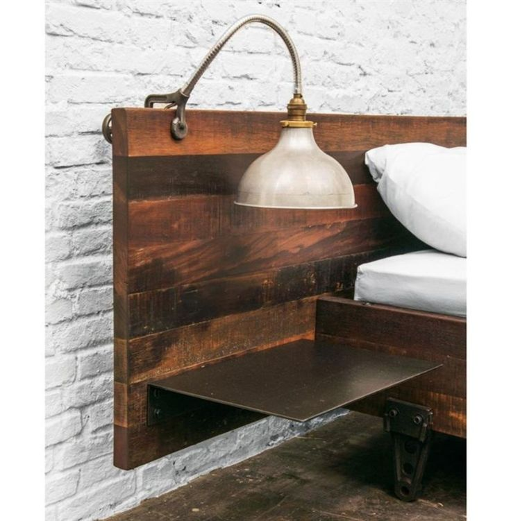 awesome 48 Awesome Rustic Industrial Furniture Decor https://homedecort.com/2017/06/48-awesome-rustic-industrial-furniture-decor/