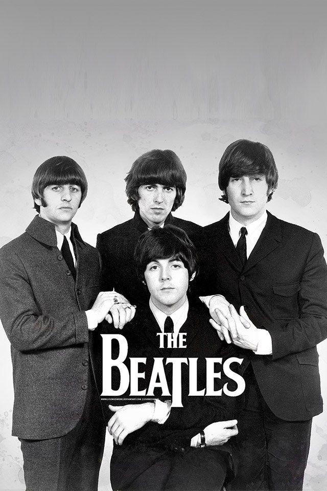 Amor da Minha vida os Beatles <3
