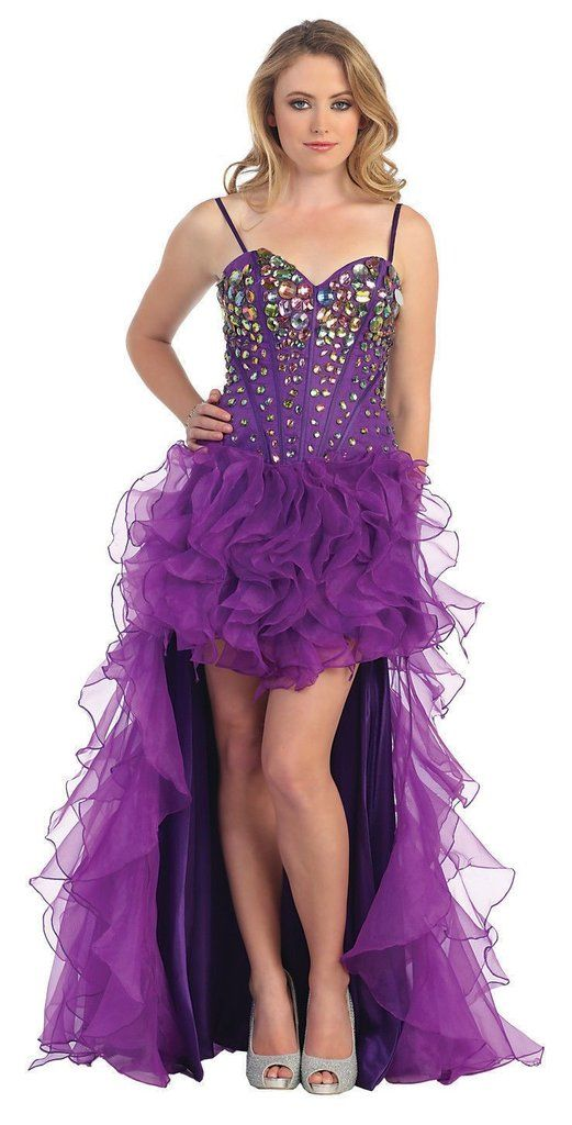 Mejores 53 imágenes de Prom Long Dresses en Pinterest | Vestidos ...
