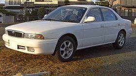 Mazda Capella CG model – 1994