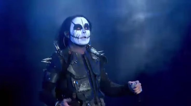 Cradle Of Filth Wacken 2015 Live Footage - http://www.tunescope.com/news/cradle-of-filth-wacken-2015-live-footage/