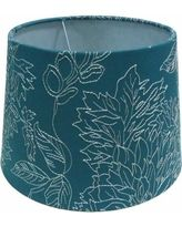 Threshold Toile Stich Lamp Shade Small - Teal (Blue)
