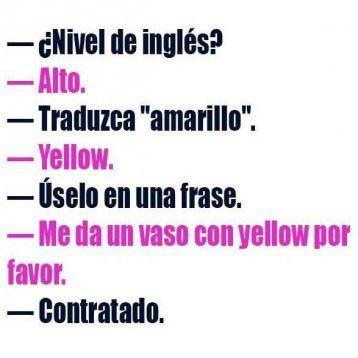 Chistes de cómo se dice en inglés #learn #spanish #kids