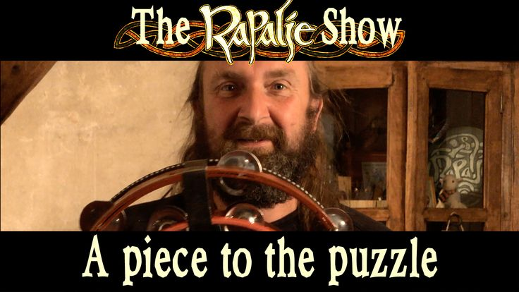 William adds another piece to the puzzle - Rapalje Show 17  https://www.youtube.com/playlist?list=PLHVJNG60X_KNjarRbyM74v1-orZfQt2Tl William is adding another piece to the recording puzzle for our new album. The interview with Sean Cannon from the Dublin Legends continues. And I show you around at the Rapalje Zomerfolk Festival until the gates open. While I'm wearing a T-shirt from the band Scotch  another piece of the puzzle, balve cave, celtic, celtic fest, celtic folk
