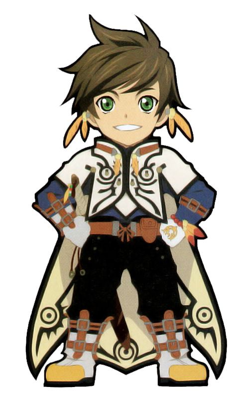 Sorey - transparent .pngs collection  Scanned and edited from the Zestiria Magazine.