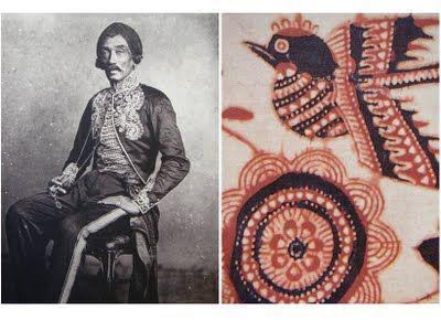 Batik in history