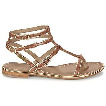 Sandale Les Tropéziennes par M Belarbi BRISTOL Tan 350x350