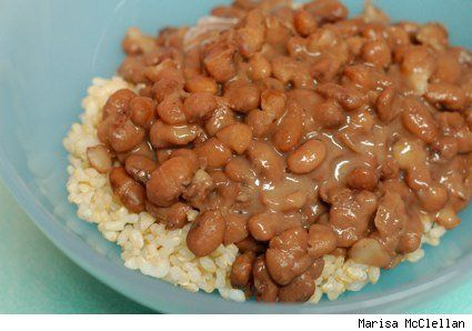 Texas Style Pinto Beansrecipe - from the Cooking with Gramps Family Cookbook